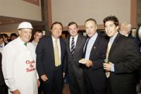 Charlie, Tim Russert and others